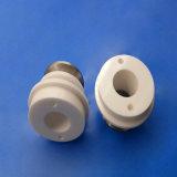 Fodera del cilindro del materiale di ceramica di Zirconia di Reisistant di usura per la pompa di fango