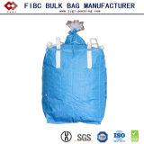 Рр Virgin полипропиленовый тканый FIBC Jumbo Frames основную часть контейнера мешок Big Bag