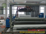 Advanced 2018 de pulverización automática máquina de cola para la Industria Textil