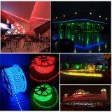 Ww/W/R/G/B/Y SMD5050 LEDの滑走路端燈の高圧ホーム装飾的なライト