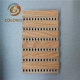 Produit créatif de l'acoustique de bois panneau en bois
