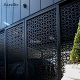 De Comités van het Aluminium van de Gordijngevel van het Blad van het aluminium Doordrongen het Gegraveerde Vernisje van het Aluminium