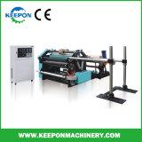 Feuille en aluminium de haute vitesse automatique de refendage QFJ-1300Rembobinage de la machine (C)