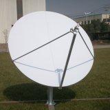 1,8 millones de Banda C Digital al aire libre desplazamiento de los satélites de gran antena parabólica