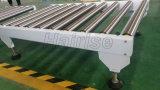 Transportband van de Rol van het Wiel van de Vleet van Hairise de Telescopische Plastic