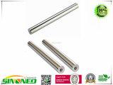 ステンレス鋼の管が付いている標準磁気フィルター棒および液体および粉および食品等級か薬学に会うために鉄チップを除去するための完全な溶接