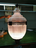 Estilo clásico Die-Casting LED de luz exterior de aluminio