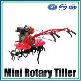 Сельскохозяйственных мини-Power поворотный рычаг культиватора с бороной плуг инструменты