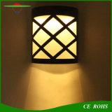 6LED屋外の装飾的な景色ランプセンサーの太陽壁ライト