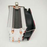 突き出されたアルミニウム銅CPU Pinのひれ脱熱器