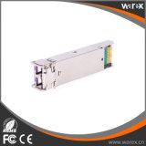 Voorzien van een netwerk 430-4586 Compatible 1000BASE-ZX SFP 1550nm 80km DOM Transceiver Module