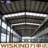 Строительство минеральной ваты Сэндвич панели конструкционной стали