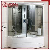 Woma 1.35*1,35m hammam et massage complet baignoire (Y801A)