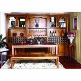 Armadietto per cocktail in legno per soggiorno (YH-WC2007)