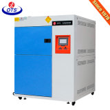 3 Estações para máquina de teste de temperatura da câmara de ensaio de choque térmico