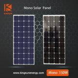 18V 150W policristalino paneles solares de silicona módulos/.