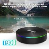T95q Android TV Box S905X2 Quad Core Android TV Box pour les OEM et ODM