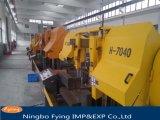 China Fabricação Dievar de Alta Qualidade 8418 Ferramenta de trabalho a quente morrem de aço forjado material de liga de Aço Redonda Plana