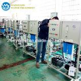 250 Installatie van de Behandeling van het Water van de Filter van de Zuiveringsinstallatie van het Zeewater Gpd de Kleine