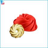 Flor de Silicone personalizado Donut China Munufacturer do Molde