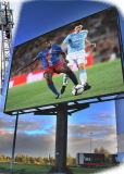 P15 de la publicité extérieure de l'écran à affichage LED, écran LED souple