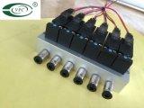 de Micro- van 15mm Klep van de Solenoïde voor de Breiende Machine van de Sok