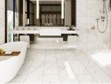 完全なボディによって磨かれる艶をかけられた床タイルの600X1200大理石デザイン