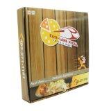 De façon personnalisée à l'emballage en papier kraft de la Pizza Box