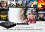 T95 N mit Amlogic S905X 2GB RAM/8GB ROM-androidem Fernsehapparat-Kasten-Support 4K HD, WiFi