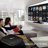 Androider Fernsehapparat-Kasten Tx2 mit Rk3229 2GB RAM/16GB ROM-gesetztem Spitzenkasten
