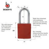 自動ぽんと鳴らしなさいの上で鋼鉄の梁(BD-A11)が付いているアルミニウムボディパッドロック