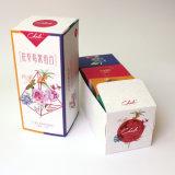 Boîte de papier de l'impression couleur personnalisée pour le thé/café/emballage alimentaire