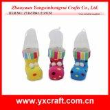 Uso del regalo de día de fiesta de Pascua del cargador del programa inicial de la mariposa de Pascua de la decoración de Pascua (ZY15Y325-1-2-3)
