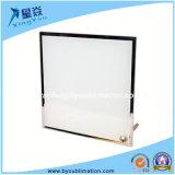 Het Vierkante Frame van uitstekende kwaliteit van het Glas met Tribune