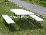 Модный открытый таблица стенде, садовой мебелью, обеденным столом Benched для сада торжественных мероприятий группы
