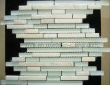 Pierre cristal mixte Mosaïque Mosaïque de marbre / Foshan (198FS02)