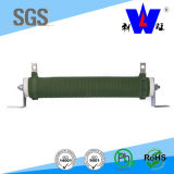 Resistore Wirewound del tubo di ceramica di alto potere Rx26 con i resistori caricamento/del montaggio