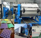 Papiermassen-Ei-Tellersegment, das Maschine herstellt