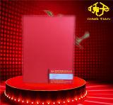 Rood Blad 310mm van het pvc- Schuim