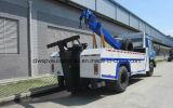 Precio Conjoined remolque resistente del camión de auxilio