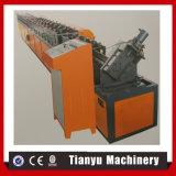 Roulement hydraulique de cadre de porte en métal de machines liquides de compactage formant la machine