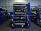 Машинное оборудование печатание 6 цветов Flexographic