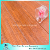 高品質の赤いカシカラーで屋内最も安い価格によってブラシをかけられる繊維によって編まれるタケフロアーリング