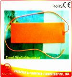 Calefator da borracha de silicone do calefator 800*200*1.5mm do molde da superfície de metal