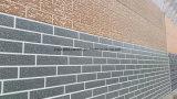 Le métal le gaufrage extérieur panneau sandwich polyuréthane pour murs et un toit