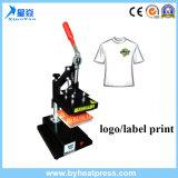 Machine d'impression d'étiquette de transfert thermique d'estampille de logo d'usine