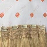 クリップ新しい項目インド人の毛を搭載する人間の毛髪のフリップ