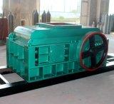 Máquina doble de la trituradora de piedra de la andesita del rodillo para la venta