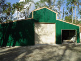강철 구조물 농장 헛간 건물 (KXD - SSW177)