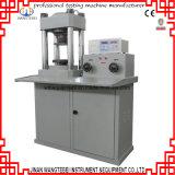 Machine de test concrète de résistance à la flexion